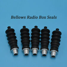 1PC RC Boat Alloy fitting and Rubber Bellow Radio Box Seals For Servo to connect