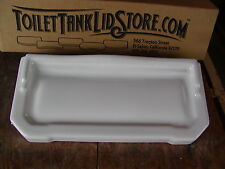 Toilet Tank Lid Tray Style 18 3/8 x 8 Study picture carefully! 10B