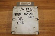 GENUINE FORD FOCUS MK1 1.8 TDDi ECU BRAIN PCM HATE 98AB-12A650-BGH 1998 - 2005