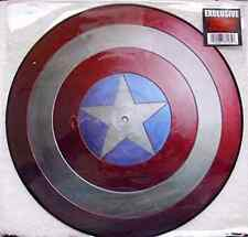 OST-MARVEL`S MUSIC FROM CAPTAIN AMERICA (PICTURE LP)  VINYL LP NEW