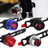 Cool Bicycle LED Rear Tail Warning Safety Light Lamp Light 3 Modes