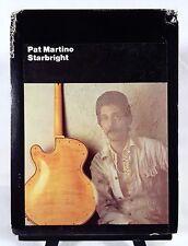 Pat Martino - Starbright (1976 Warner Brothers Stereo 8-Track Tape Cartridge)