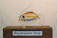 Crystal Glass Ornaments/Figurines/Fish Collectables