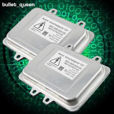 2x For 2006 - 2008 BMW 7-Series E65 E66 Xenon HID Headlight Ballast Control Unit