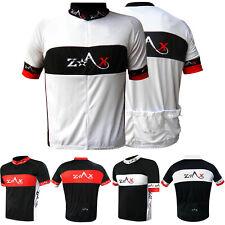 cdbefa9e3bf32 Mens Cycling Jersey Shirt Bicycle Street Racing Team Jersey jacket Short  Sleeve