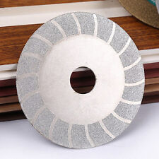 1x Electroplated Diamond Saw Blade Cutting Wheel Grinding Disc Fit Angle Grinder