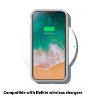Belkin SheerForce Elite Drop Protective Resistant Transparent Case for iPhone X