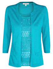Per Una Polyester Floral Jumpers & Cardigans for Women