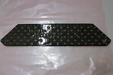 Daktronics OA-1735-5122 Red Led Scoreboard Digit 16-3/4'' x 3-3/8'' New