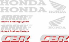 CBR 1000F 1994 Decal Kit