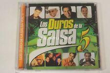 Los Duros De la Salsa Vol 5 - Various Artist Music CD