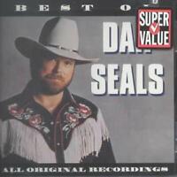 DAN SEALS - THE BEST OF DAN SEALS [CURB] NEW CD