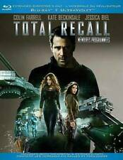 Total Recall (Blu-ray 2012 Extended Edition Bilingual) Includes Slipcover