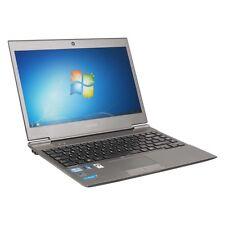 Toshiba Notebook Laptop Portege z930 i5 1,90 GHz 13.3 pollici 128 GB SSD Windows 10