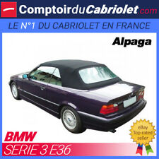 Capote Bmw E36 cabriolet - Alpaga Stayfast® sans poches latérales