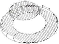 Weber Hinged Replacement Cooking Grate with Removable Center Charcoal Grill
