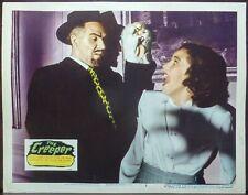 Horror The Creeper Original 1940s Lobby Card Janis Wilson Universal Horror