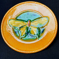 Dept 56 Butterfly Dish Wall Hanging