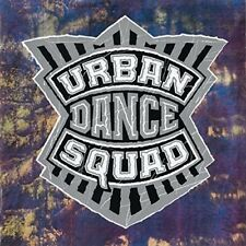 Urban Dance Squad - Mental Floss for the Globe / Hollywood Live 1990 [New CD] Ho