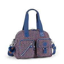 BNWT Kipling Defea Shoulder/Handbag/Cross Body MINI GEO Print Fall 2016  RRP £79