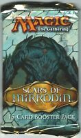 MTG Magic the Gathering SCARS OF MIRRODIN BOOSTER PACK SEALED