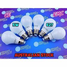 LED Globe Bulb Candle Down Light 6 X E27 B22  E14 5W Lamp Light Bulb Spotlight