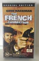 Video VHS Pal' The French Connection ' Gene Hackman Like New! Bonus Spec Edition