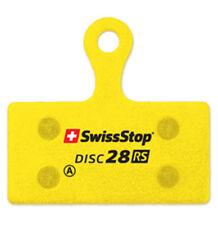 SwissStop Disc 28 RS Organic Brake Pads for Shimano XTR/XT/SLX