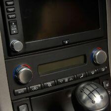 C6 Corvette 2005-2013 Knob Sets Billet with Navigation