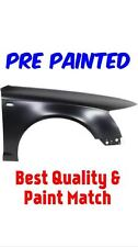 New PRE PAINTED Passenger RH Fender for 2005-2008 Audi A6 w FREE Touchup