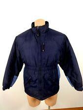 Sportrax Boys Kids Blue Navy Nylon Polyester Blend Winter Jacket Size L (14-16)