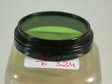 Original Leica Leitz Aufsteck Push-on Filter Foto Lens Grün Green A36 36 fi324(5