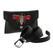 Fashion Mini Waist Bag Bee Decorative Fanny Pack Causal Purse Bag for Women
