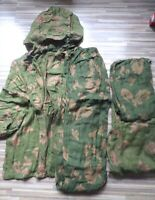 New! Kzs camouflage protective suit of scout Berezka USSR Soviet Russia 4 colors