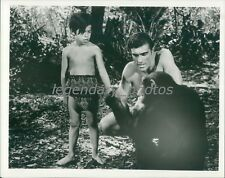 1966 Tarzan and the Valley of Gold Printed 1970 Mike Henry Original Press Photo