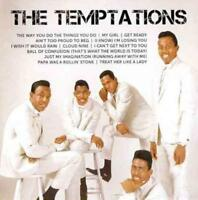 THE TEMPTATIONS (SOUL) - ICON NEW CD