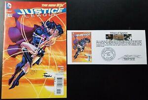 Justice League (2011) #7 - 52 + Variant EACH SIGNED Fabok Reis Prado Pak Kuder