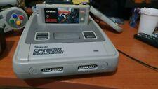 Super Nintendo Bundle Con 6 Giochi Con Castlevania IV