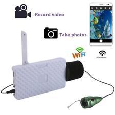 WiFi 15M Video Recording Fish Finder Underwater Fishing Camera 6W IR LED 1000TVL