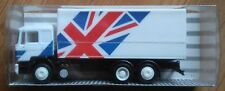 """Herpa Man F90 6x2 Rigid """"Union Flag"""" - 1:87th """"HO"""" Scale - Mint and Boxed."""