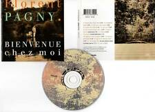 """FLORENT PAGNY """"Bienvenue Chez Moi"""" (CD) 1995"""