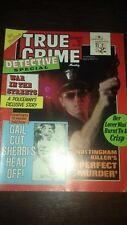 true crime detective monthly magazine november 1982 good condition for age
