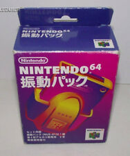 Genuine Nintendo 64 N64 Boxed Rumble Pak *Japan*