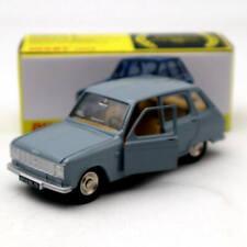 Atlas Dinky toys ref 1453 Renault 6 / R6 phase II 1:43 Diecast Models