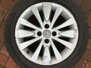 "CITROEN C4 PICASSO / GRAND PICASSO 16"" RONAL ALLOY WHEEL RIM 9683593280 #4"