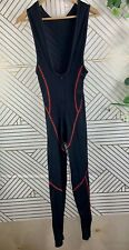 GALIBIER Mistral Bib Tights Cycling Suit Black Size Small