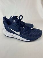 Nike Kyrie Low 2 TB Promo Mens Size 7.5 Midnight Navy Blue Irving CN9827-401