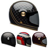 Bell Bullitt Carbon Retro (Free Dark Smoke Shield) Helmet