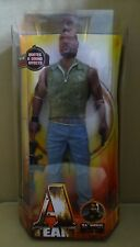 "TOMY THE A TEAM B.A BARACUS ""MR T""  12"" ACTION FIGURE (2010)"