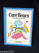 1983 CARE BEAR SERIES PARKER BROTHERS SWEET DREAMS FOR SALLY